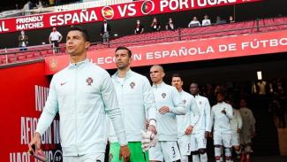 Megabintang Timnas Portugal, Cristiano Ronaldo