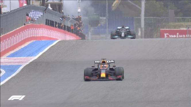 Balapan F1 GP Prancis 2021