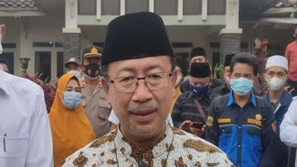 Bupati Cianjur, Jawa Barat, Herman Suherman.