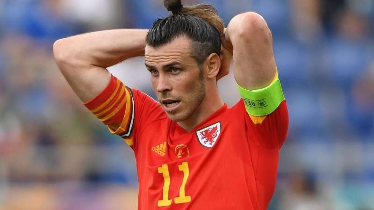 Kapten Timnas Wales, Gareth Bale
