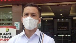 Kepala Satuan Reserse Kriminal Polres Metro Jakarta Selatan Komisaris Polisi Achmad Akbar