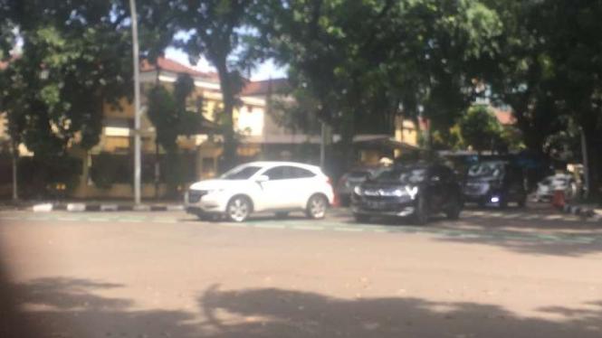 Lokasi terdengar letupan tembakan dekat rumah jenderal di Jakarta