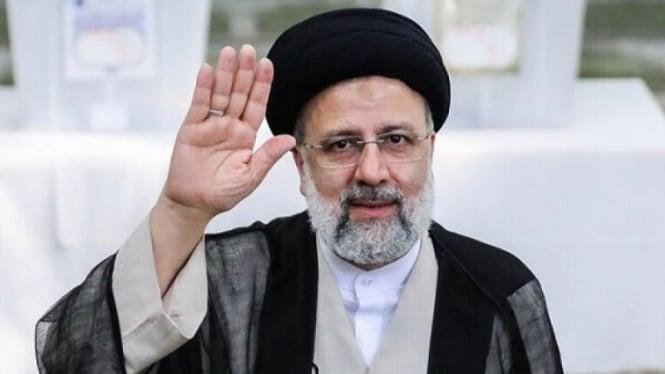 Presiden terpilih Iran, Ebrahim Raisi.
