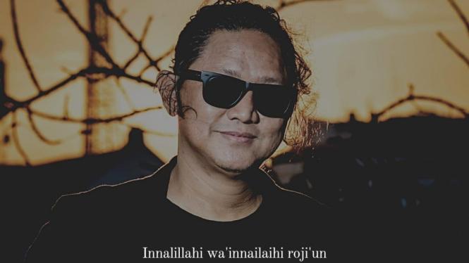 Steven Nugraha Kaligis vokalis Steven & The Coconut Treez.