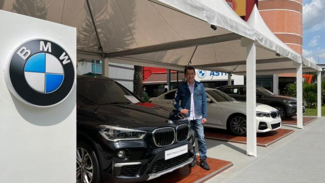 BMW Astra Store Kelapa Gading.