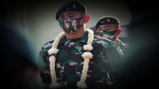 VIVA Militer: Letkol Inf Andreas Yudhi Wibowo.
