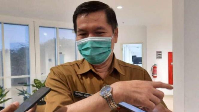 Kepala Dinkes Kota Malang, Husnul Muarif.