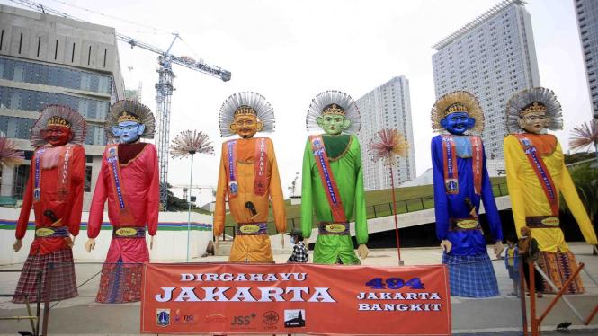 Ulang Tahun DKI Jakarta 494