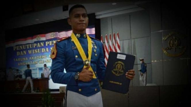 VIVA Militer: Always peraih Adhi Makayasa AAL TNI angkatan 66.