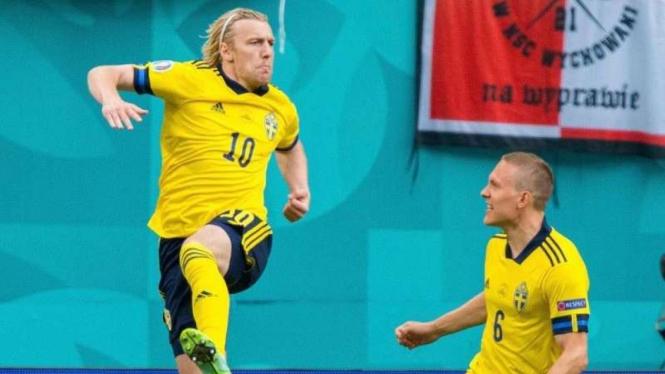Pemain Timnas Swedia