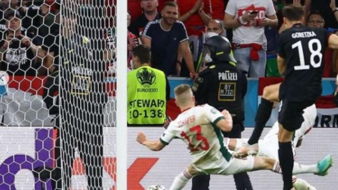 Timnas Jerman vs Hungaria