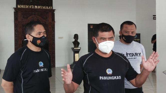 VIVA Militer: Danrem 072/Pamungkas Brigjen TNI Ibnu Bintang
