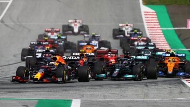 Balapan F1 GP Styria 2021.