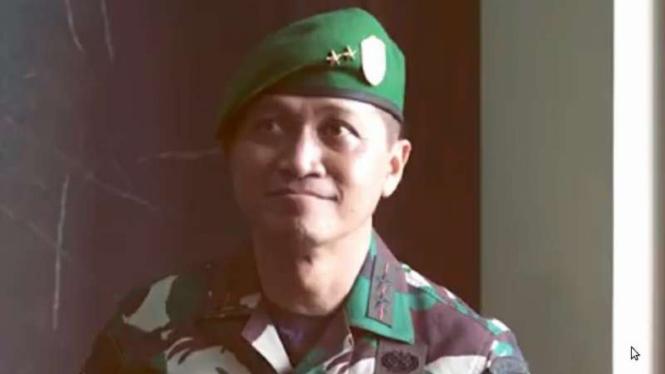 VIVA Militer: Gubernur Akmil Mayjen TNI Chandra Wijaya