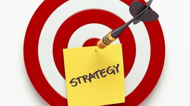 Melakukan strategi yang tepat dalam berbisnis itu penting.