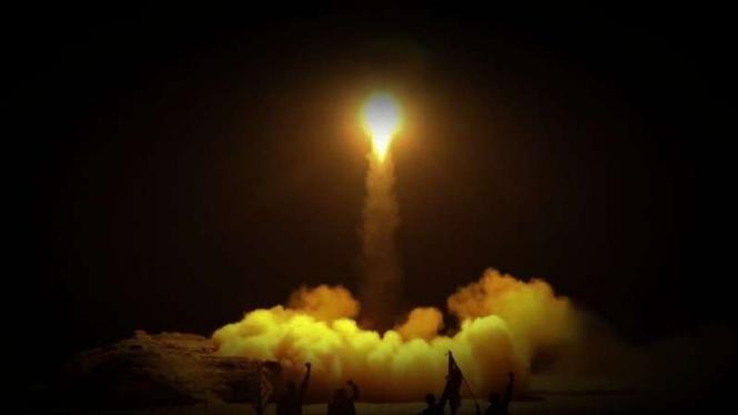 VIVA Militer: Rudal balistik Yaman