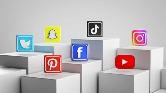 Media sosial.