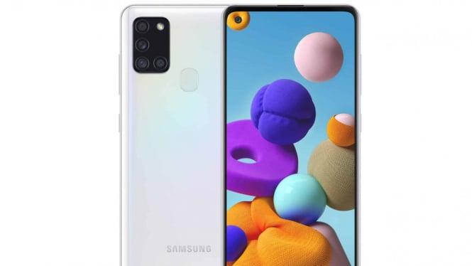 Samsung Galaxy A22.