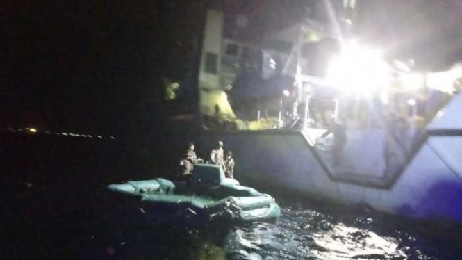 VIVA Militer: TNI AL kerahkan KRI Rigel-933 cari korban tenggelam KMP Yunicee