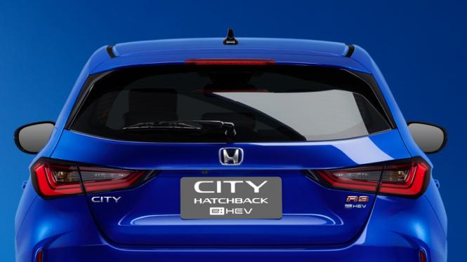Honda City Hatchback e:HEV