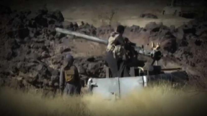 VIVA Militer: Pertempuran di Kota Marib.