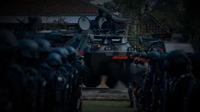 VIVA Militer: Yonif Raider 408/Suhbrastha