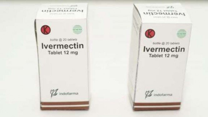 Ivermectin obat COVID-19.