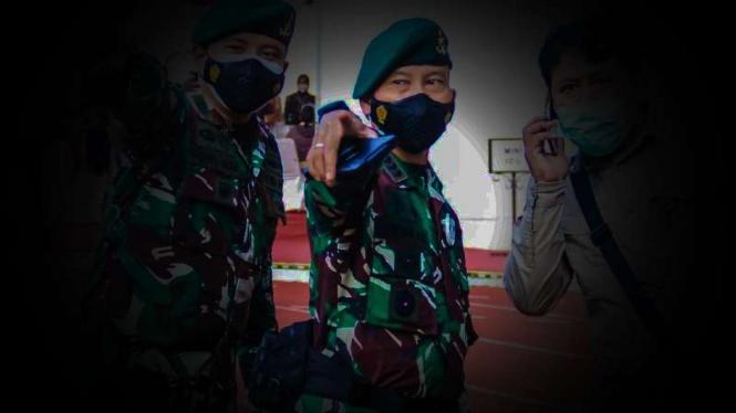 VIVA Militer: Komandan Brigif Mekanis 1 PIK/JS, Kolonel Inf Andri Amijaya Kusuma