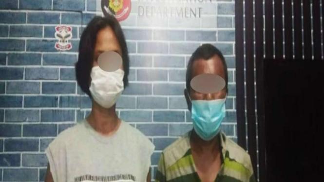 Pasutri di Sumatera Utara membunuh selingkuhan istrinya