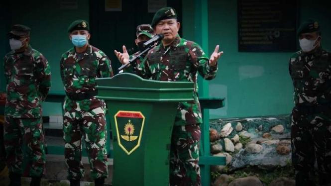VIVA Militer: Letjen TNI DA