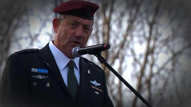 VIVA Militer: Jenderal Benny Gantz.