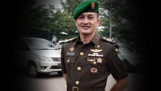 VIVA Militer: Kapten Tatang Taryono.