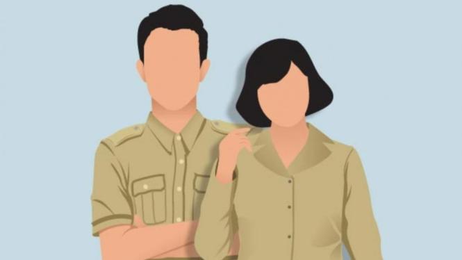 ASN berserikat diperbolehkan asalkan tidak melawan undang-undang (ilustrasi: bawaslu.go.id)