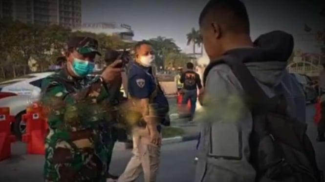 VIVA Militer: Kapten TNI yang marahi Paspampres.