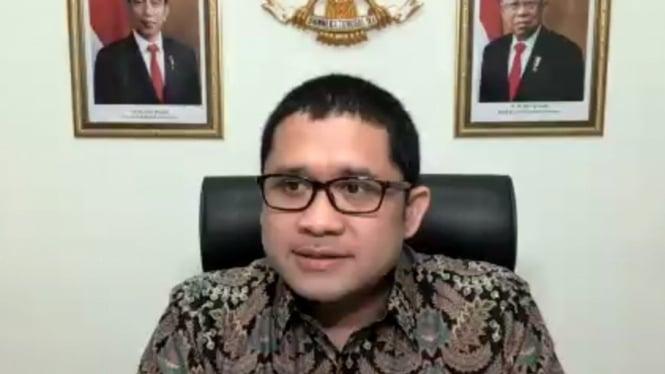 Kepala Badan Kebijakan Fiskal (BKF) Kemenkeu, Febrio Kacaribu.