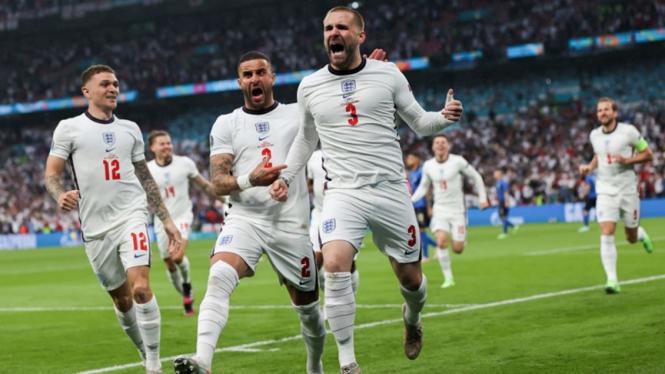 Gagal Dalam Membawa Piala EURO, Inggris Harus Akui Kekalahan Melawan Italia - Beritabolasaya