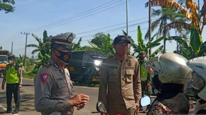 Dok. Penerapan PPKM Darurat di Kabupaten Lumajang