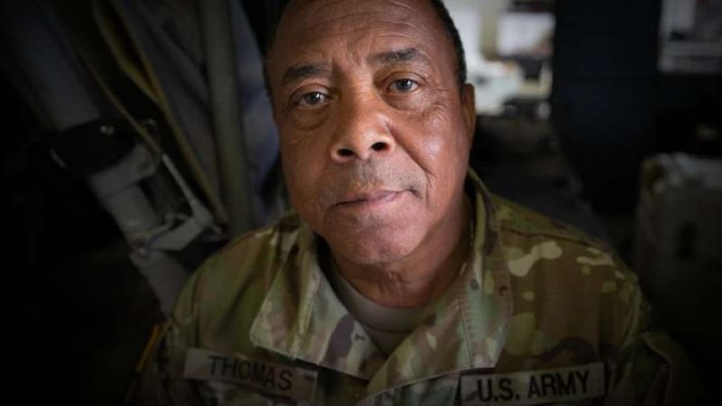 VIVA Militer: Sersan Thomas US ARMY.