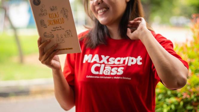 Program MAXscript Class.