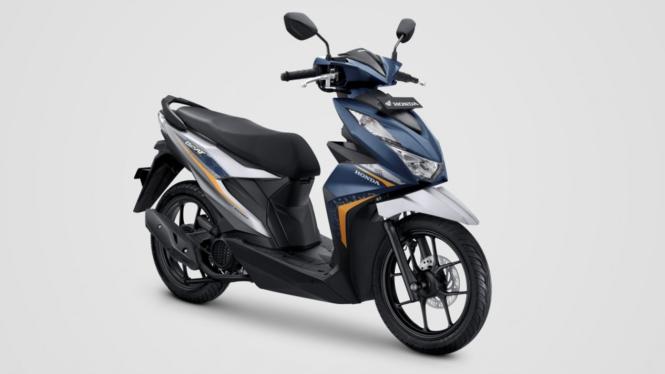 Honda BeAT warna baru.