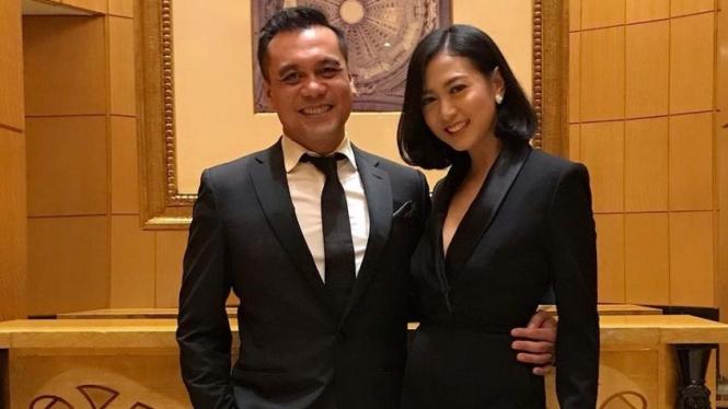 Chiko Hakim dan Citra Soeroso