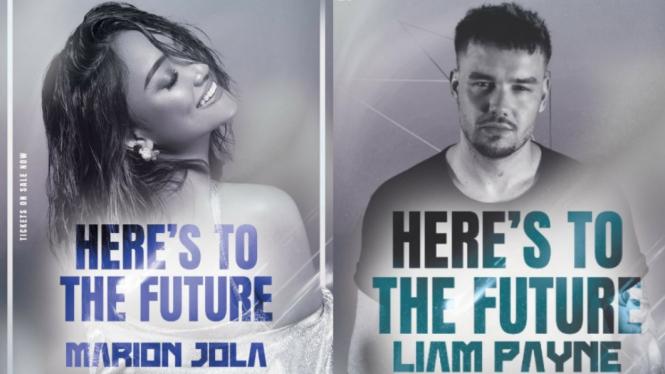 Musisi Liam Payne berkolaborasi dengan Marion Jola