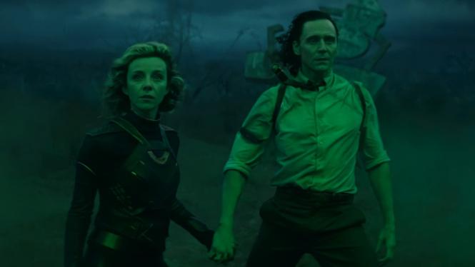 Serial Loki.