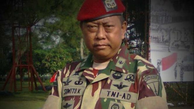 VIVA Militer: Peltu Suwito semasa hidupnya.