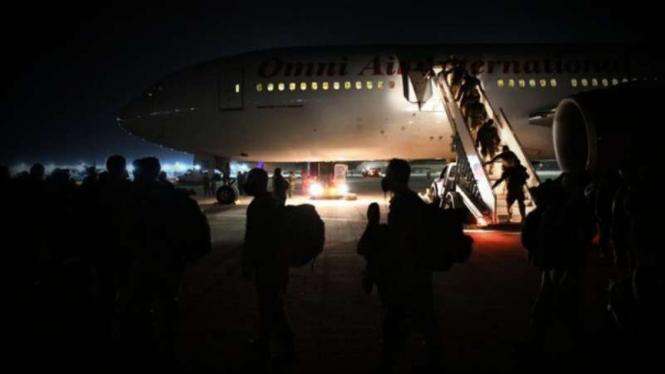VIVA Militer: Pasukan di Prince Sultan Air Base (PSAB).
