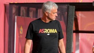 Jose Mourinho bersama AS Roma
