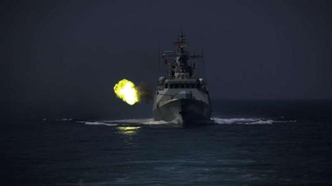 VIVA Militer: Angkatan Laut China.