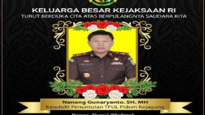 Jaksa Nanang Gunaryanto