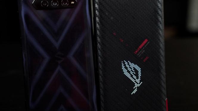 Black Shark 4 vs ROG Phone 5.
