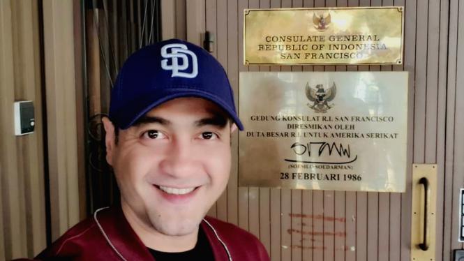 Aktor Ferry Irawan